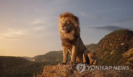 Disney's 'The Lion King' attracts over 2 mln viewers in S. Korea