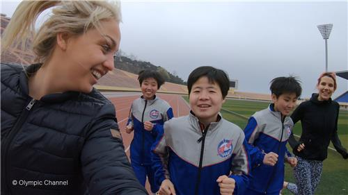 (Yonhap Interview) After running in N. Korea, British snowboarder convinced sport can open up isolated countries