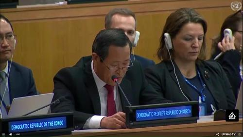 (LEAD) U.N. panel adopts resolution condemning N.K. human rights abuses