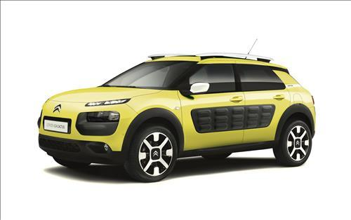 citro n commercialise son suv c4 cactus sur le march. Black Bedroom Furniture Sets. Home Design Ideas