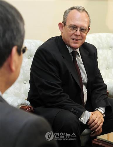 Frank La Rue, sous-directeur général pour la communication et l'information à l'Unesco.