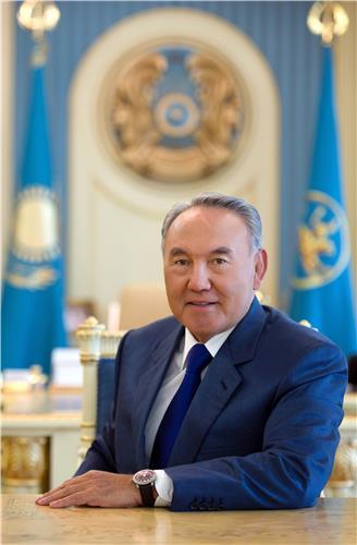 ⓒ Bureau présidentiel kazakh