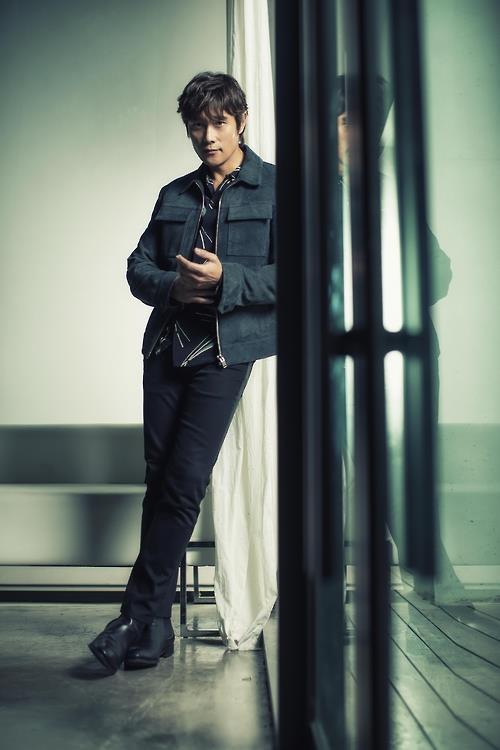 L'acteur sud-coréen Lee Byung-hun. Crédit photo : CJ E&M