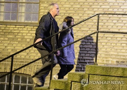 Arrestation au Danemark de la fille de la