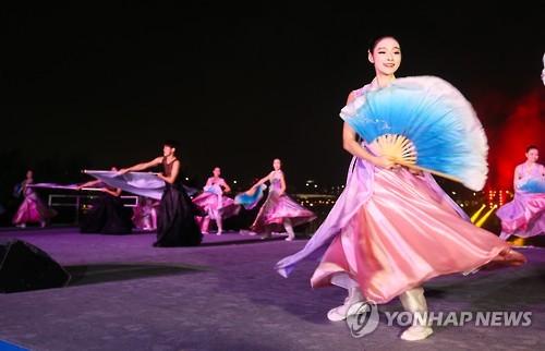 Un événement culturel à 500 jours des JO de PyeongChang 2018
