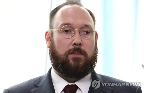 Remco Breuker, professeur d'études coréennes de l'université de Leyde, aux Pays-Bas