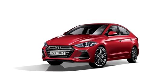 Avante 2017 © Hyundai Motor Co.