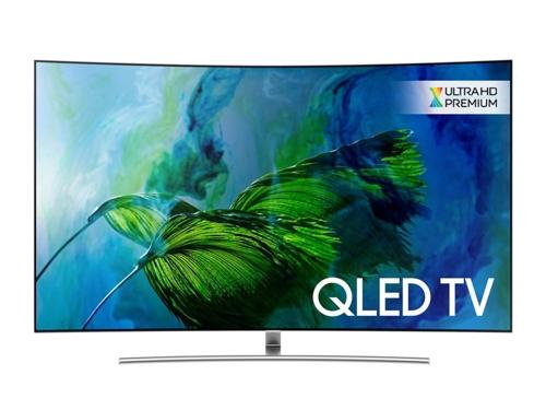 Un téléviseur haut de gamme de Samsung Electronics bénéficiant du label Ultra HD Premium de l'UHD Alliance. © Samsung Electronics Co.