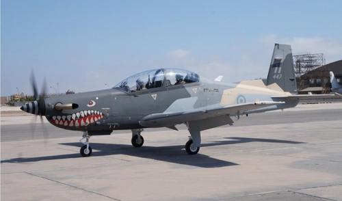L'avion d'entraînement à turbopropulseur dont 20 exemplaires ont été vendus au Pérou. Il est le fruit d'une collaboration entre Korea Aerospace Industries Ltd. (KAI) et l'Administration du programme d'acquisition de défense (DAPA).