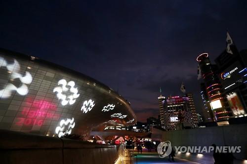 Fête d'illumination du DDP (Photo d'archives)