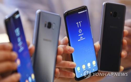 Smartphones : SAMSUNG reprend la première place mondiale