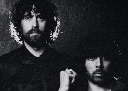 Le duo rock électronique français Justice, Gaspard Augé (à gauche) et Xavier de Rosnay. L'organisateur du Festival Rock Pentaport d'Incheon vient d'annoncer le 18 avril 2017 la participation du groupe français à l'édition 2017 qui aura lieu du 11 et 13 août 2017.