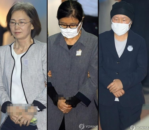 La Raspoutine sud-coréenne condamnée