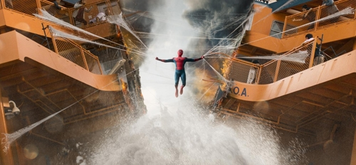 «Spider-Man : Homecoming» © Sony Pictures