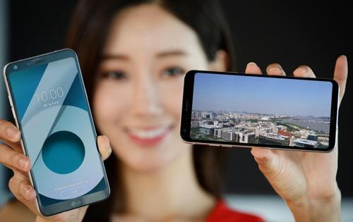 Le nouveau smartphone à prix réduit de LG Electronics, le Q6, sortira sur le marché coréen le mercredi 2 août.