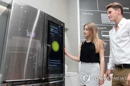 Réfrigérateur LG Signature