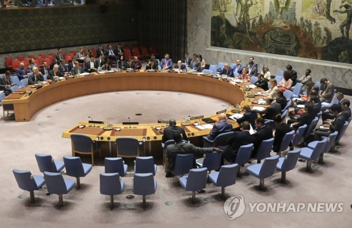 Washington appelle l'ONU à voter lundi des sanctions contre Pyongyang