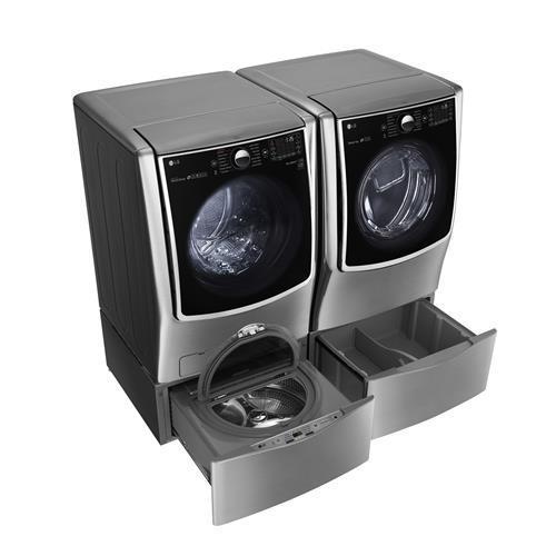 Machine à laver à deux tambours Twin Wash. © LG Electronics Inc.