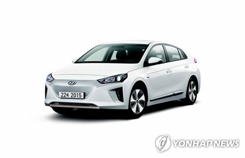 Ioniq électrique de Hyundai Motor © Hyundai Motor Co.