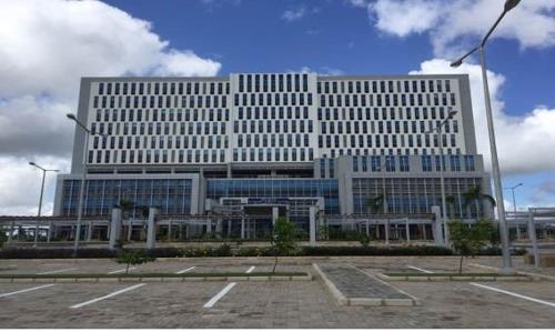 Un h pital financ par la cor e du sud ouvre ses portes en tanzanie agence de presse yonhap - Hopital lyon porte du sud ...