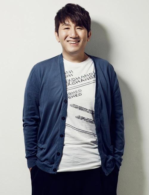 Bang Si-hyuk, le directeur de l'agence du groupe BTS, Big Hit Entertainment. © Big Hit Entertainment