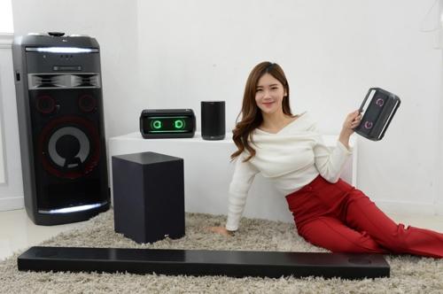 LG dévoile son enceinte compatible avec Alexa et Google Assistant — ThinQ