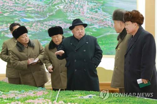 Le dirigeant nord-coréen Kim Jong-un