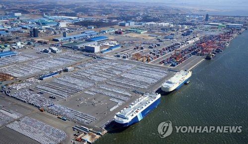 Port de Pyeongtaek © Gyeonggi Pyeongtaek Port Corporation (GPPC)