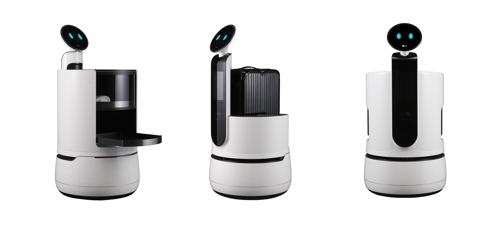 Des concepts développés par LG Electronics Inc. Photo publiée le 4 janvier 2018 par la société elle-même.