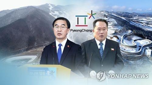 La Corée du Nord aux Jeux d'hiver en Corée du Sud ?
