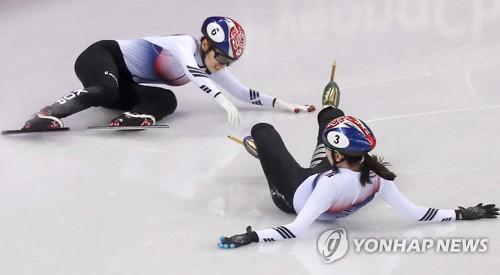 Courte piste: Kim Boutin médaillée d'argent au 1000 m