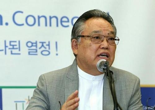 Lee Moon-tae, directeur artistique des cérémonies des Jeux paralympiques d'hiver de PyeongChang 2018 ⓒ Comité d'organisation des Jeux olympiques et paralympiques de PyeongChang