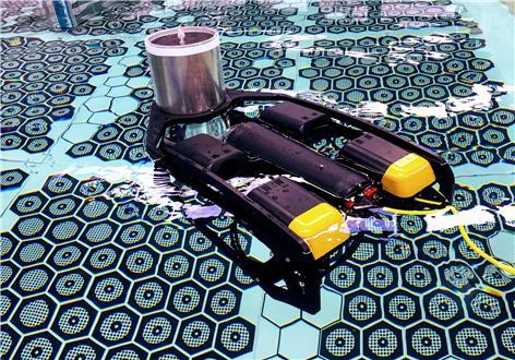 Robot SCV développé par le KAERI