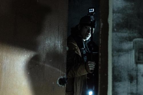 Une scène du film d'horreur sud-coréen «Gonjiam: Haunted Asylum» dont la sortie nationale est prévue pour le 28 mars 2018.