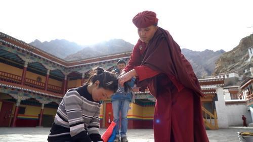Une image extraite du documentaire de KBS «Voyage à pied -- Au revoir, ma jeunesse».