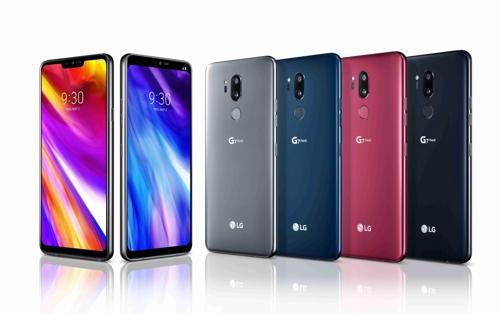 LG G7 ThinQ. © LG Electronics Inc.