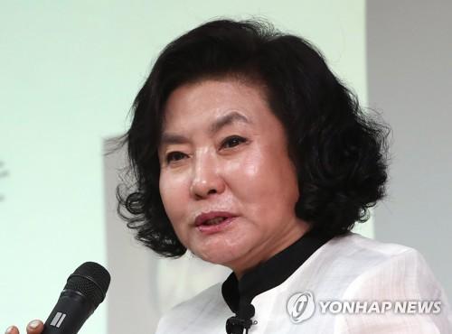 La créatrice de hanbok Lee Young-hee.