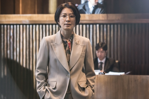 L'actrice Kim Hee-ae dans le film «Herstory».