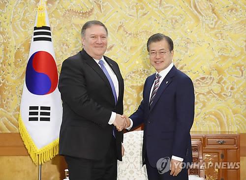 (2e LD) Pour Moon, le sommet Corée du Nord-Etats-Unis a éliminé les menaces d'une guerre