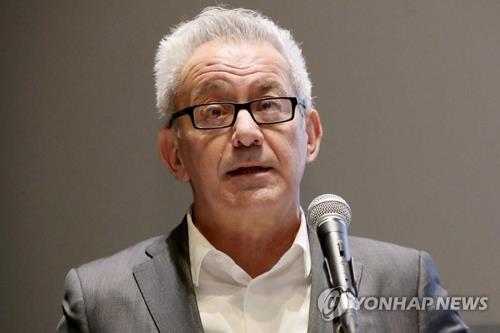 Bartomeu Mari, le directeur du Musée national d'art moderne et contemporain (MMCA) à Séoul.