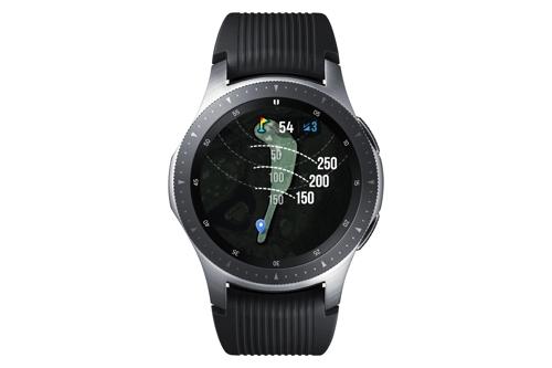 La Galaxy Golf Watch Edition de Samsung Electronics Co. © Samsung Electronics Co.