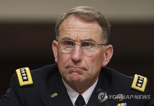 Le général Robert B. Abrams, le nouveau commandant des Forces américaines en Corée (USFK) (AP=Yonhap)