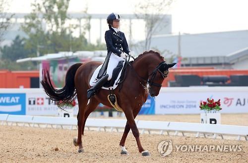 大韓乗馬協会を支援するサムスンは、崔容疑者の娘を特別支援した疑いが持たれている(資料写真)=(聯合ニュース)
