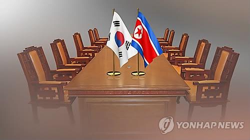 6・15共同宣言実践南側委員会は中国で北朝鮮側と接触する計画だが、韓国政府は認めない方針を示している=(聯合ニュースTV提供)