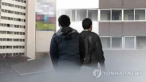 韓国に不法滞在する外国人(イメージ)=(聯合ニュースTV提供)