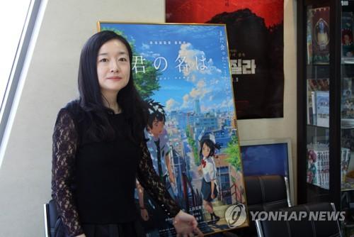 今後も韓日両国の文化をつなぐ役割を担っていきたいと思っている=(聯合ニュース)