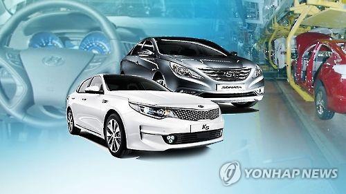 THAAD問題の影響で、韓国車メーカーは中国で苦戦を強いられている=(聯合ニュースTV)