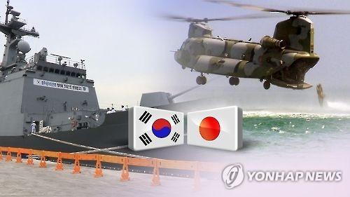 安倍首相の発言を巡っては、韓国内で「朝鮮半島の緊張をあおっている」などとの指摘が出ている=(聯合ニュースTV)