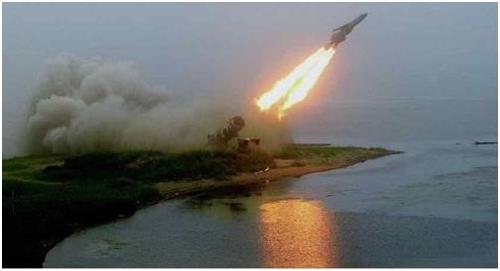 ロシアの対艦ミサイル「ジルコン」(国防技術品質院提供)=(聯合ニュース)