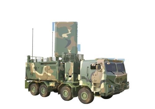 韓国の技術で開発した対砲兵探知レーダー II=(聯合ニュース)